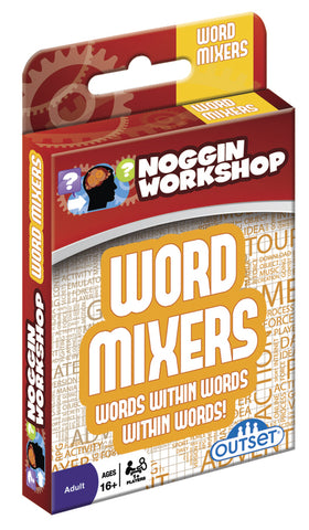 Word Mixers Noggin Workshop