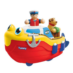 Tommy Tug Boat wow toys