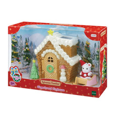 kidz-stuff-online - Sylvanian Families - Gingerbread Playhouse