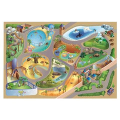 Zoo PlayMat - House of Kids