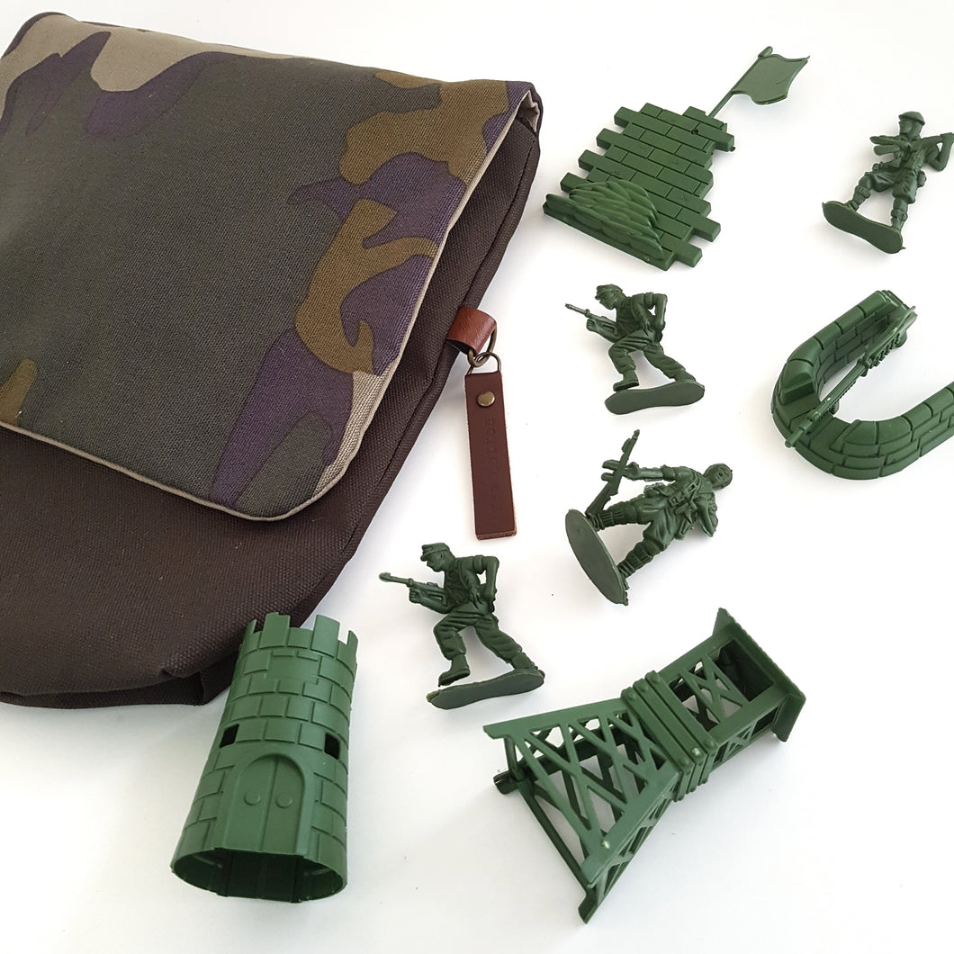 Army Camo Kid's Bag LARGE