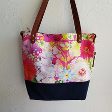 TOTE Hot Coloured Flowers