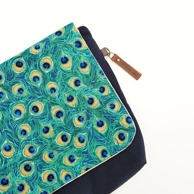 CROSS BODY Peacock Paradise