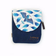 Blue Birds Kid's Bag LARGE