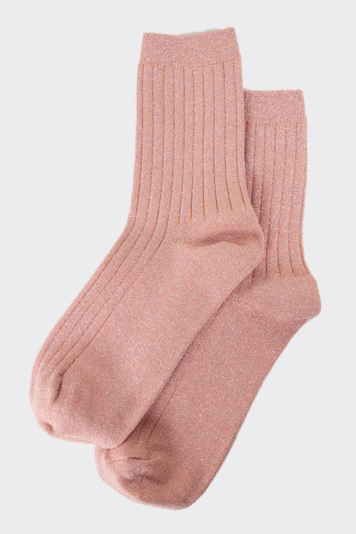 HER SOCK - LUREX