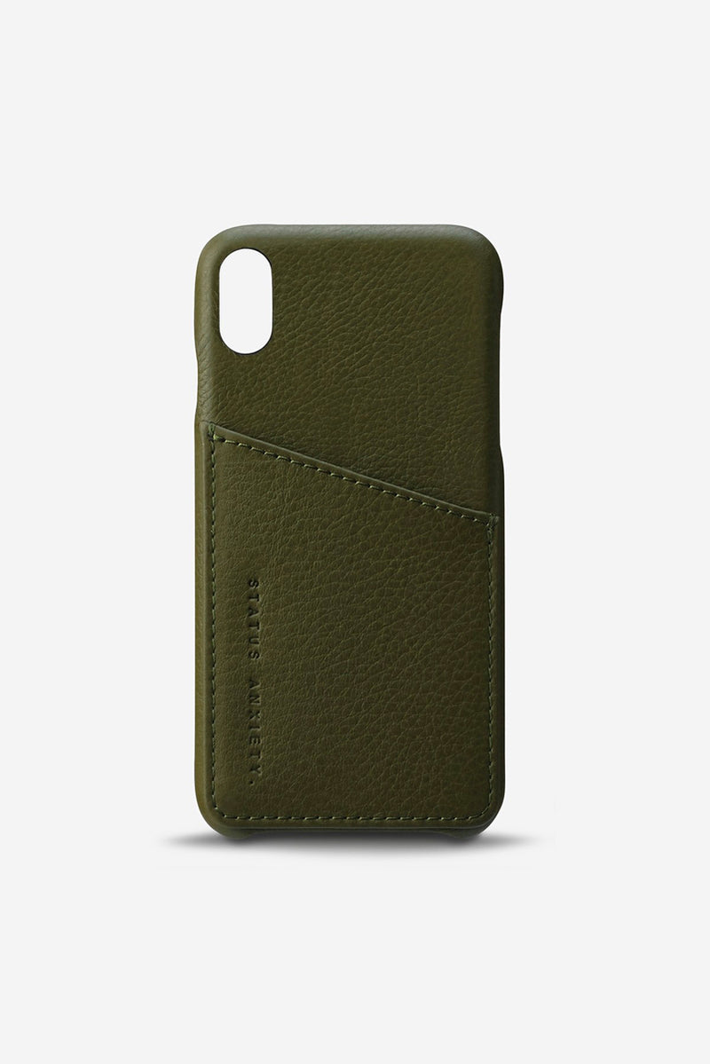 HUNTER AND FOX IPHONE CASE