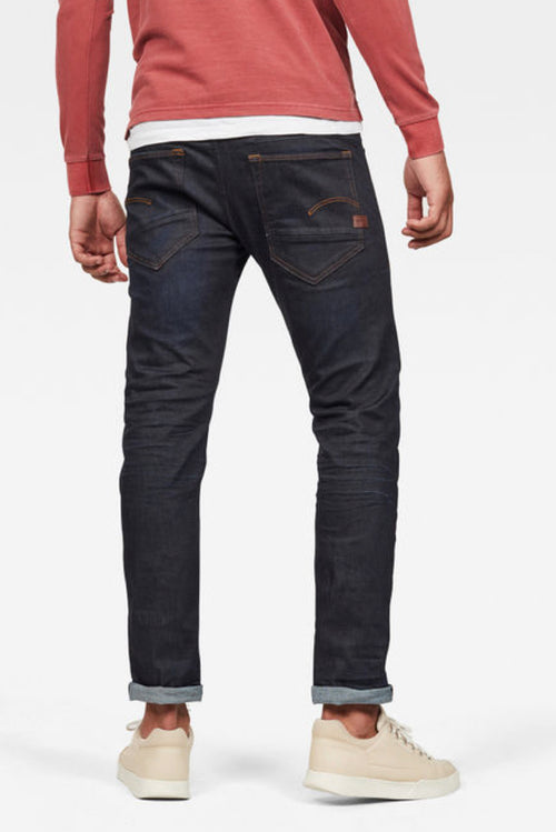 D-STAQ 5 POCKET SLIM JEANS