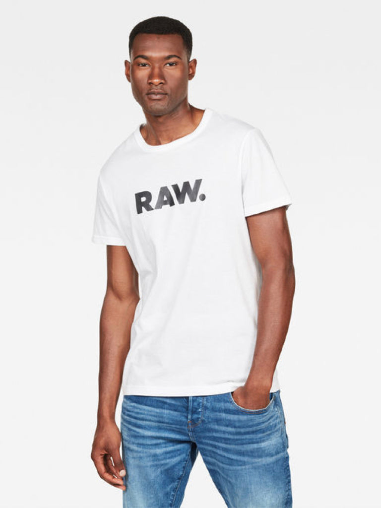GRAPHIC RAW TEE