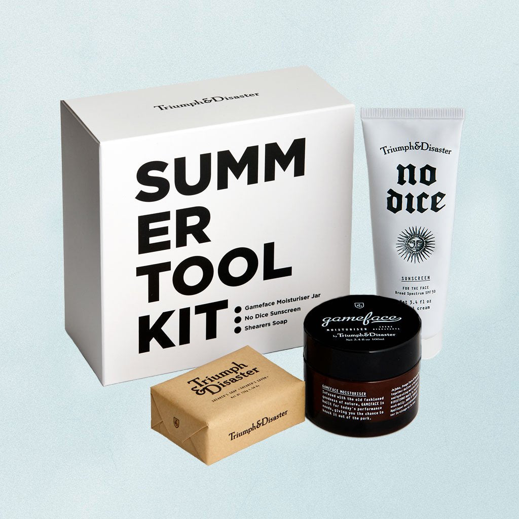 SUMMER TOOL KIT GIFT SET
