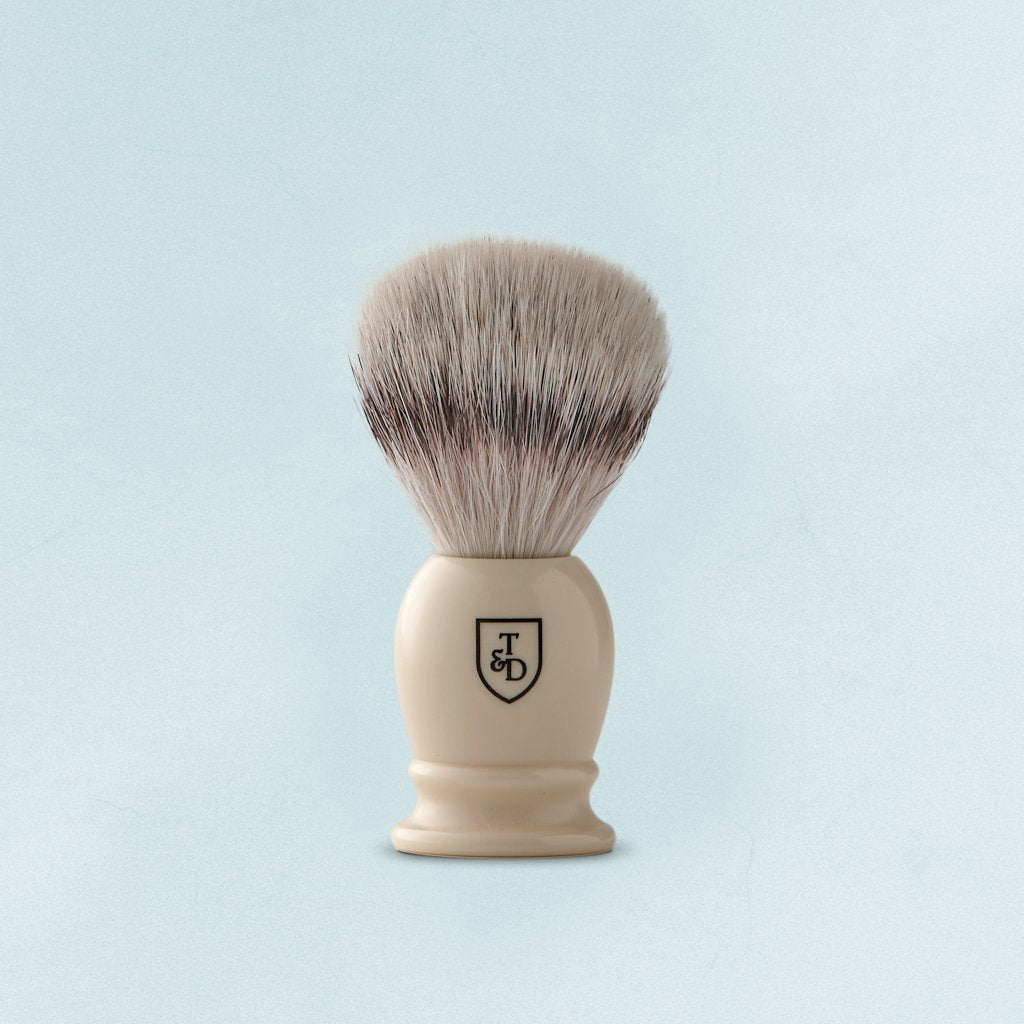 SILVERTIP SYNTHETIC FIBRE SHAVING BRUSH