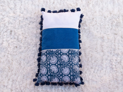 Shades of Blue Cushion