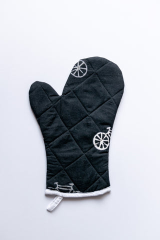 Cycle Oven Mitten