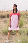 Candy Cold Shoulder Dress