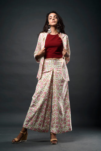 Gulabari Co-ord Set