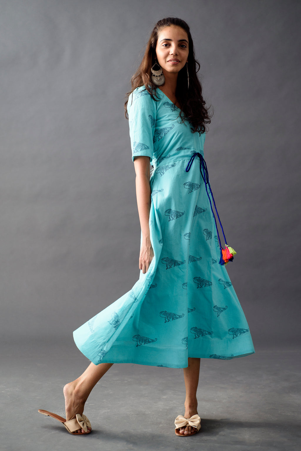Moriya Midi Dress