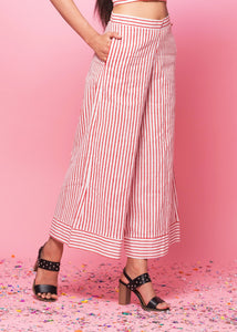 Beryl Wide Leg Trousers