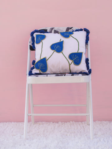 Patchwork Cushion Cover (4365120274475)