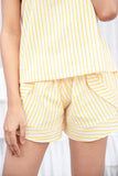 Yellow Beryl Short Set