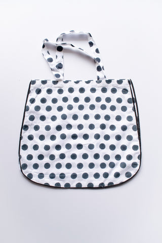Big Polka Dot Tote Bag
