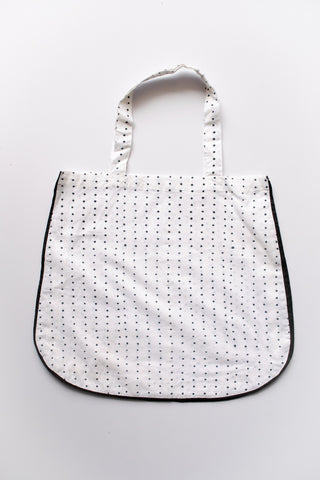 Small Polka Dot Tote Bag