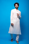 Peace Long Kurta