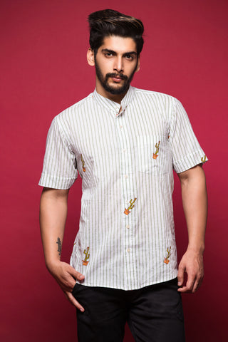 Cactus Short Sleeve Shirt