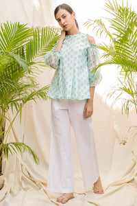 Rabia Silk Blouse
