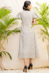 Rayna Handloom Dress