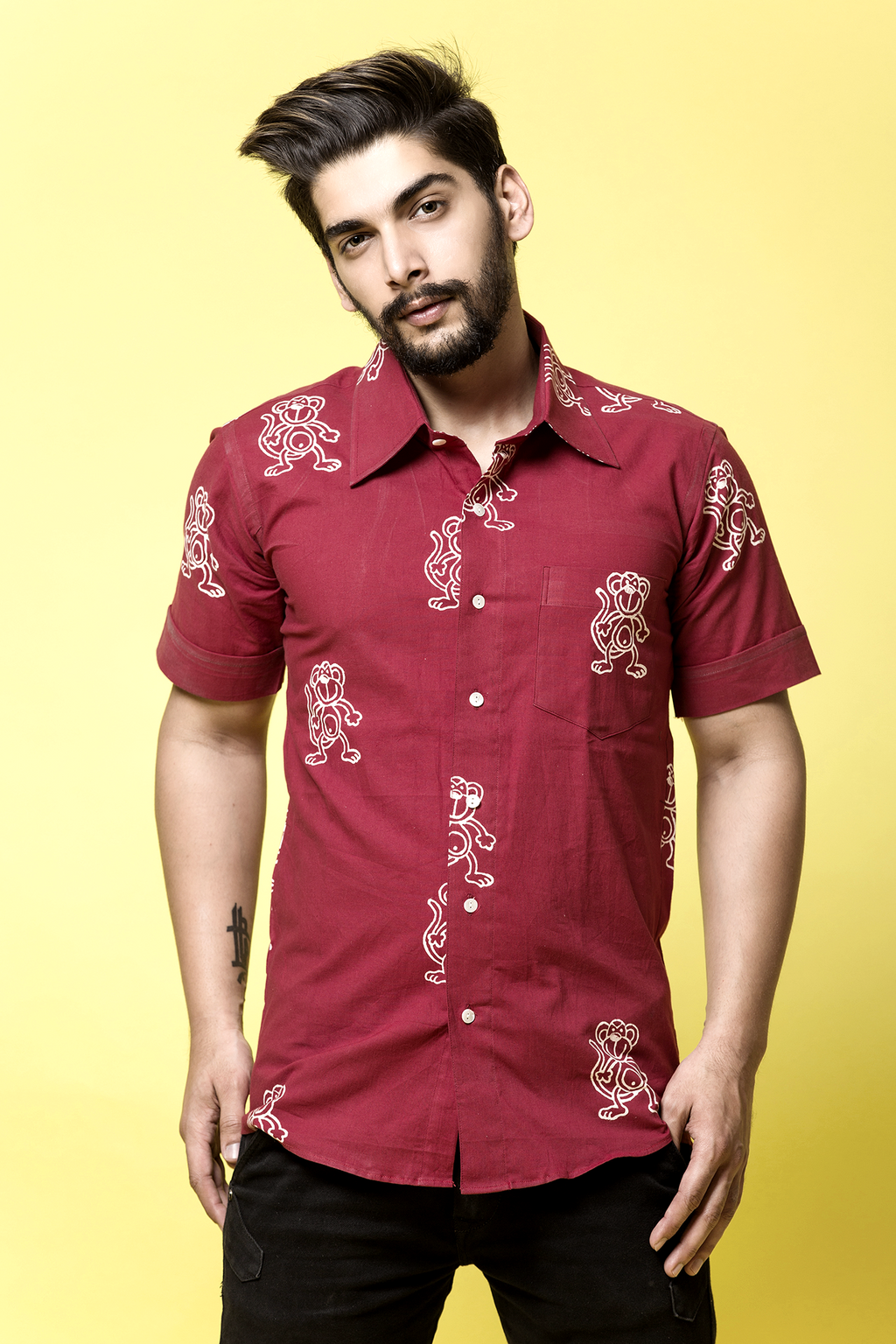 Badmash Bandar Shirt