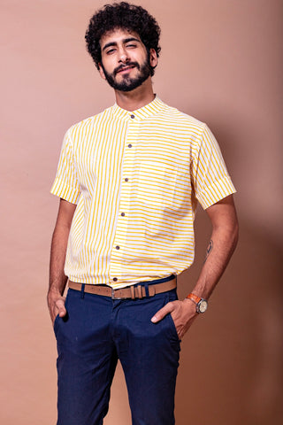 Beryl Yellow Shirt