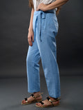 Ice Cigarette Linen Trousers