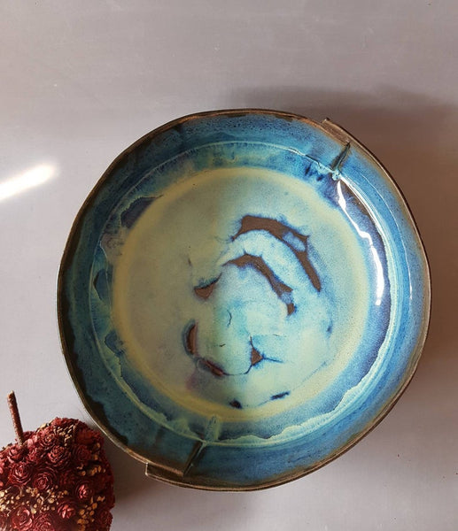 Large Ceramic Bowl - ShellyClayspot
