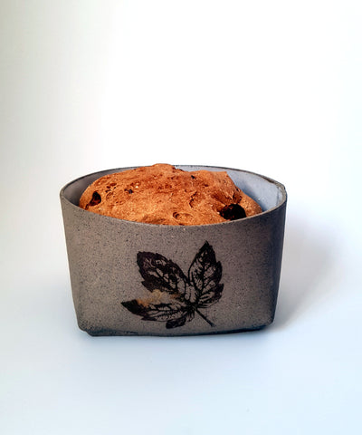 Ceramic Bread Baker - Pottery Bowl- shellyclayspot