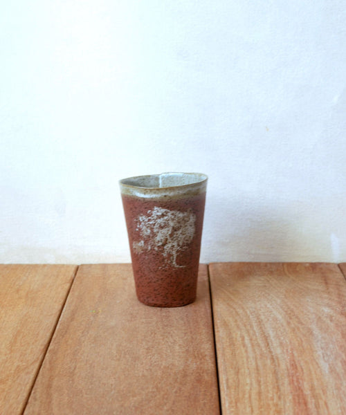Ceramic Coffee Tree Cup - ShellyClayspot