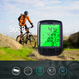 Waterproof LCD Cycling Monitor