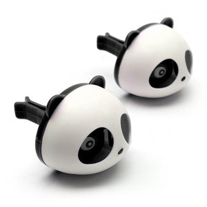 Panda Car Air Freshener (2 Piece Set)