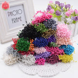 Mini Pearl Handmade Flowers (300 Pieces)