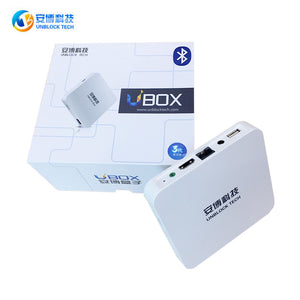Unblock Tech UBox 3 TV Box