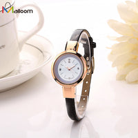 Women's Gold Slim Fashion Watch