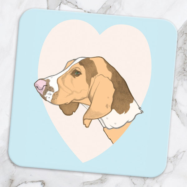 Beagle Coaster (Pack Of 6)