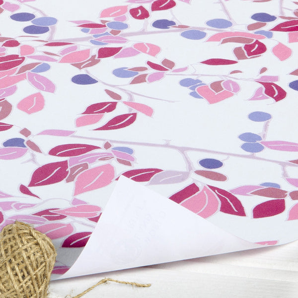 Damsons Gift Wrap (2 sheets folded)