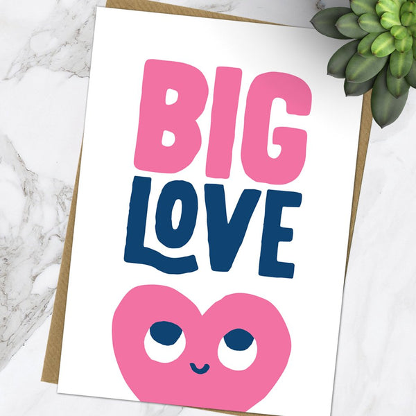 Big Love (Pack of 6)