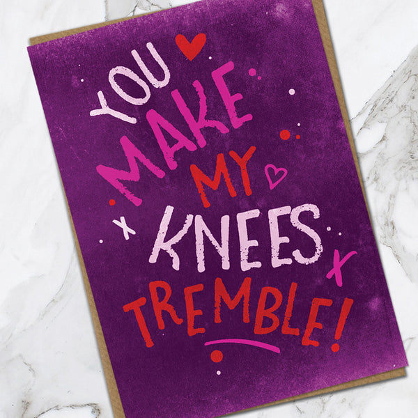 Knees Tremble (Pack Of 6)