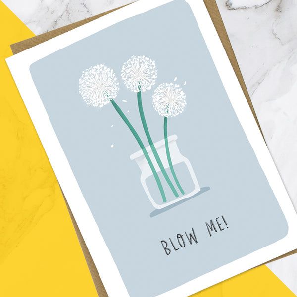 Blow Me! (Pack Of 6)