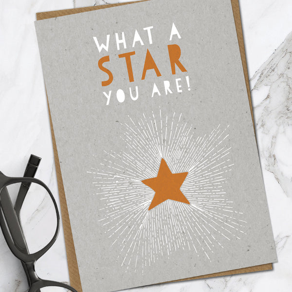 Star You Are (Pack Of 6)