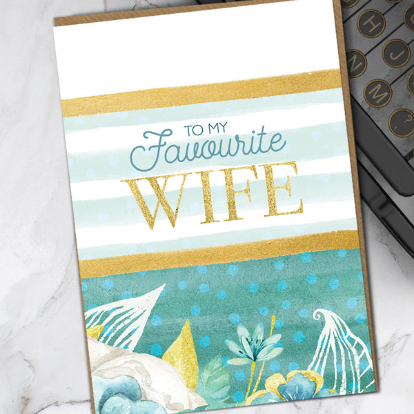 Favourite Wife (Pack Of 6)