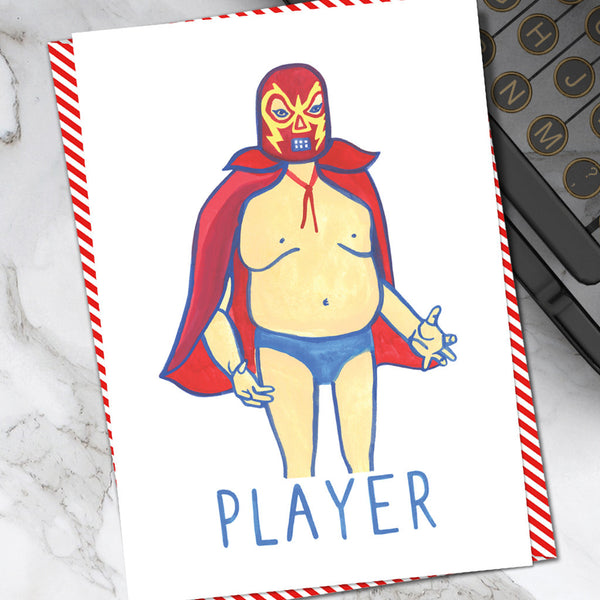 Player (Pack of 6)