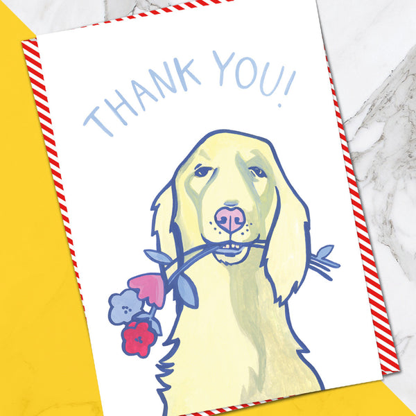 Thank You Dog (Pack of 6)