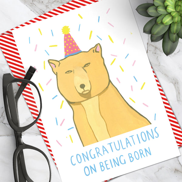 Fox Congratulations (Pack of 6)