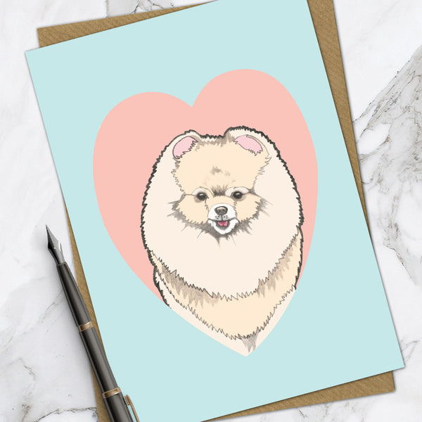 Pomeranian (Pack Of 6)